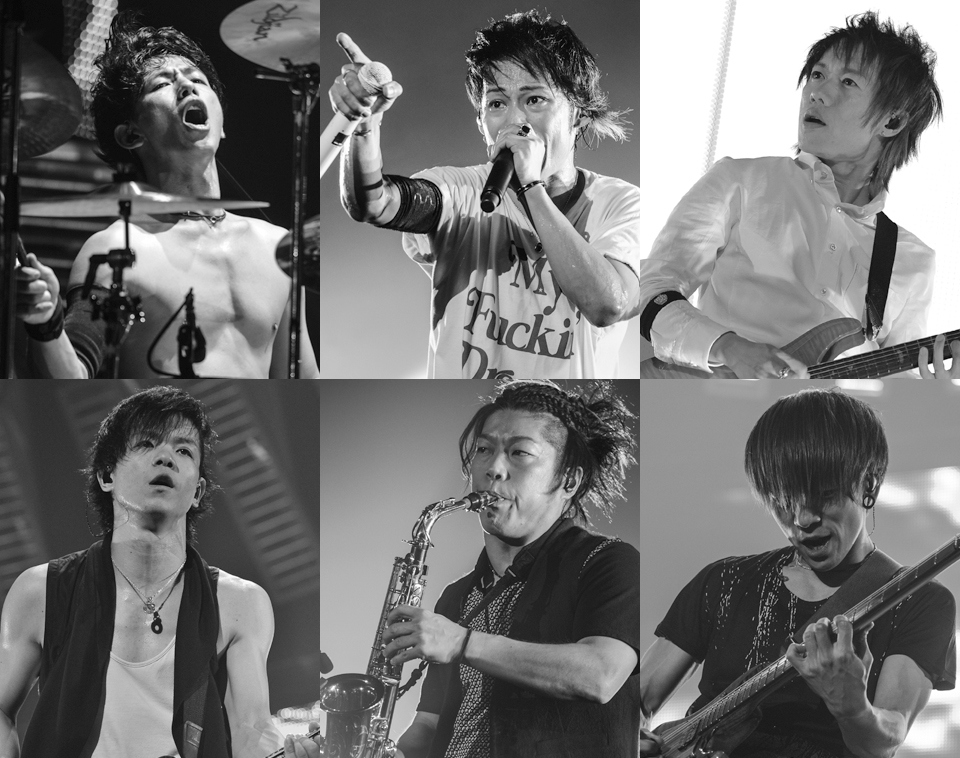UVERworld LIVE TOUR 2015